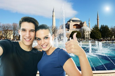 Back From A Holiday With Perfect Teeth ... from Turkey with Love!